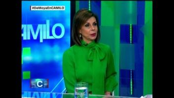 """Patricia De Moya: """"El líder marca con ejemplo"""""""