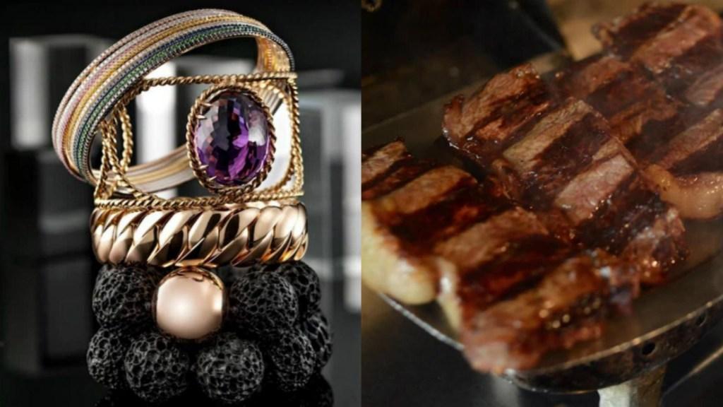 Exquisita comida y regalos de lujo para líderes del G20