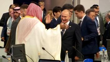 Las momentos más curiosos del viernes en el G20