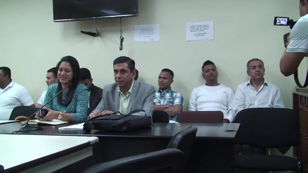 Declaran culpables a 7 de los 8 sospechosos del asesinato de Berta Cáceres