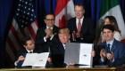 Peña Nieto se despide con firma del USMCA