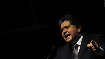 Uruguay rechazó dar asilo a Alan García