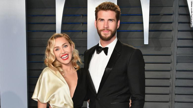 Miley Cyrus y Liam Hemsworth se casaron | CNN