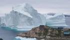 Glaciares de Groenlandia se derriten a un ritmo acelerado