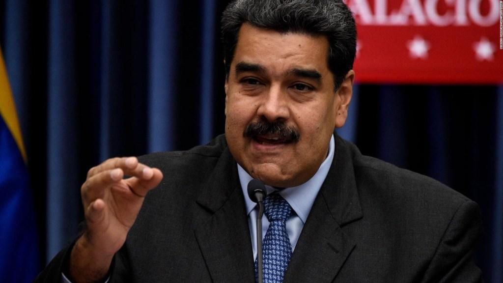 Maduro asegura que hay un plan para asesinarlo