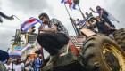 Costa Rica logra vivir setenta años sin ejército