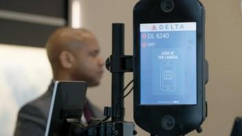 La primera terminal aérea con reconocimiento biométrico