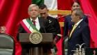 Así juró Andrés Manuel López Obrador como presidente de México