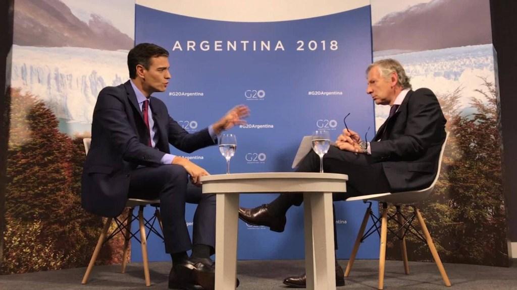 ¿Qué opina el presidente del Gobierno español sobre la celebración de la final River-Boca?