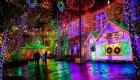 Estos lugares tienen las mejores luces navideñas en EE.UU.
