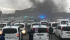 Protestas en Francia llegan a las tres semanas