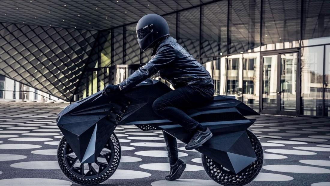Nera, primera motocicleta impresa en 3D