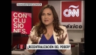 Diputada Cynthia López: Se le está dando demasiado poder a una persona.