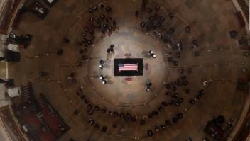 Día de luto nacional en honor de George Bush padre