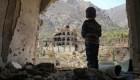 El hambre en Yemen golpea a los más pequeños