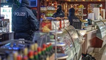 Decenas de miembros de la mafia 'Ndrangheta detenida en operativo internacional