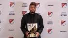 El mejor jugador de la MLS es venezolano