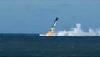 Cohete de SpaceX se estrella sobre el mar