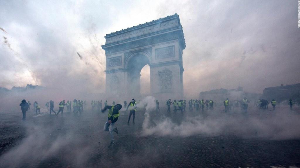Los desafíos que enfrenta Macron en Francia