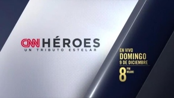 CNN Héroes: un tributo estelar