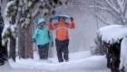 Fuerte temporal invernal golpea a Estados Unidos