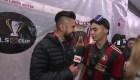 Los latinos del Atlanta Utd. analizan su título