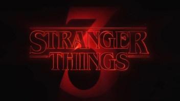 """¿Ya viste el tráiler de la temporada 3 de """"Stranger Things""""?"""