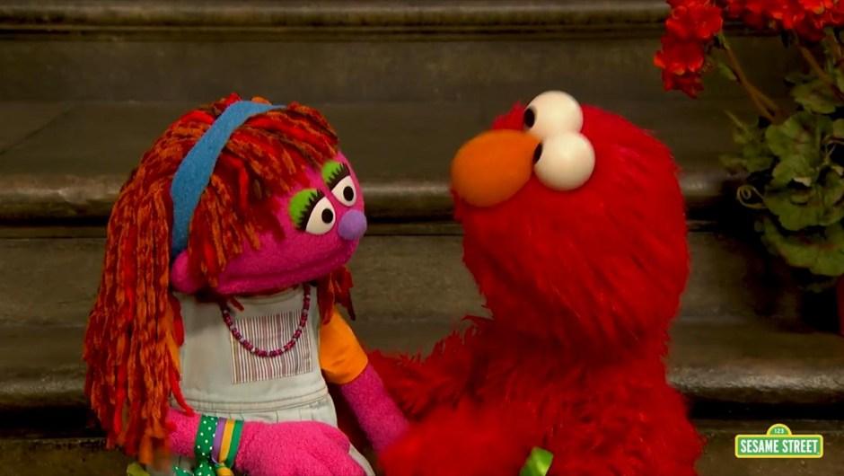 """Un Muppet de """"Plaza Sésamo"""" es una persona sin hogar"""