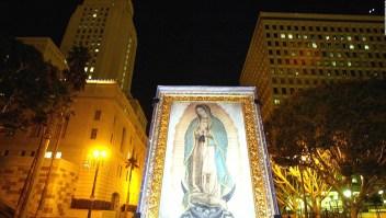 Los Ángeles se une a la celebración de la virgen morena