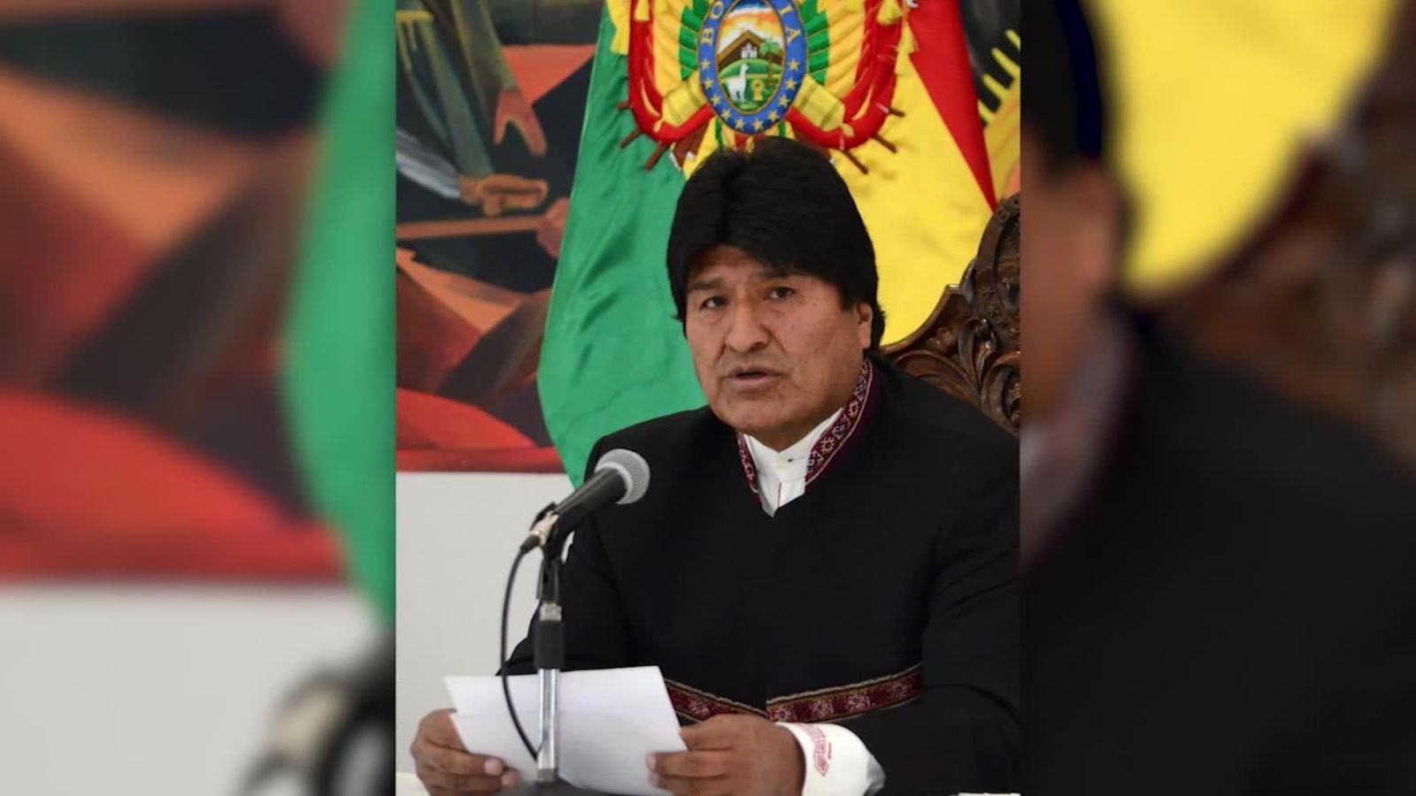 ¿Tiene Evo Morales derecho a reelegirse en Bolivia?