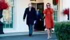 Una imagen de Nancy Pelosi se viraliza por su elegancia