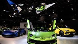 10 autos de lujo que brillarán en las carreteras en 2019