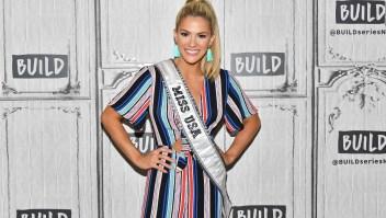 Miss Estados Unidos metió la pata y salió a disculparse