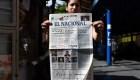 El diario venezolano El Nacional dejó de imprimirse