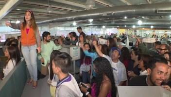 """""""Nicolás, nos vemos en la web"""": gerente de El Nacional en Venezuela"""