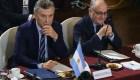 """Macri: """"Debemos trabajar para restituir la democracia en Venezuela"""""""