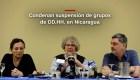 #MinutoCNN: Nicaragua expulsa grupos que vigilan DD.HH.
