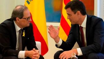 España: ¿qué se espera de la reunión entre Sánchez y Torra?