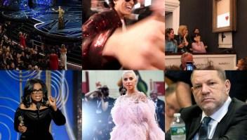 Diez fotos del mundo del entretenimiento para despedir 2018