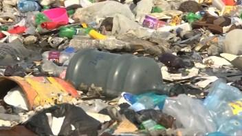 Desarrollan máquina que transforma el plástico en combustible