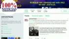 Operativo policial en Canal 100% Noticias de Nicaragua