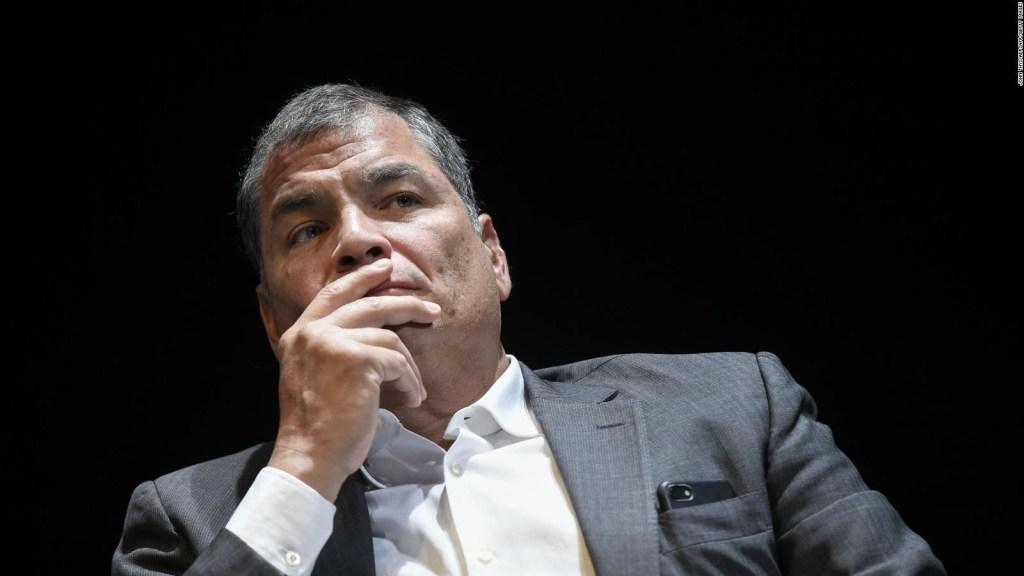 Juicio al Chapo Guzmán: ¿qué dijo Correa sobre el militar ecuatoriano señalado?