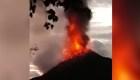Tsunami en Indonesia: el volcán Krakatoa sigue en actividad
