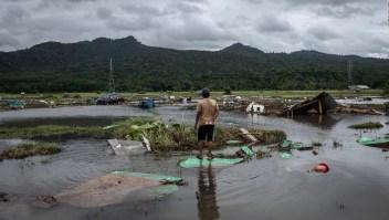 Indonesia está en alerta ante la posibilidad de otro tsunami