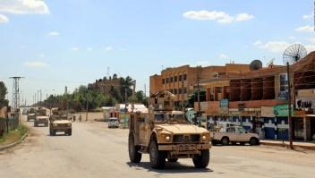 ¿Qué debe ocurrir en Siria tras retirada de militares de EE.UU.?