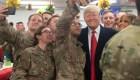 Trump afirma que EE. UU. no será más el policía del mundo