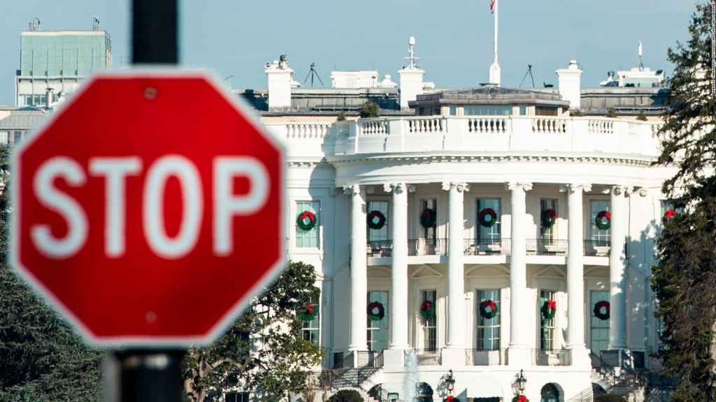 El cierre parcial se extiende en Washington