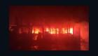 Incendio arrasa un asilo de ancianos en Nicaragua