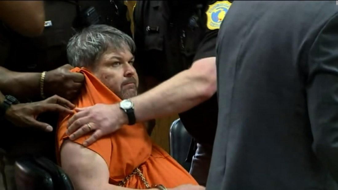 Jason Dalton se declaró culpable de matar a 6 personas