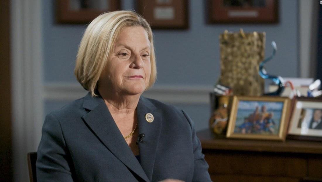 Rep. Ileana Ros-Lehtinen: Yo si fuera madre de esos niños también querría entrar en Estados Unidos